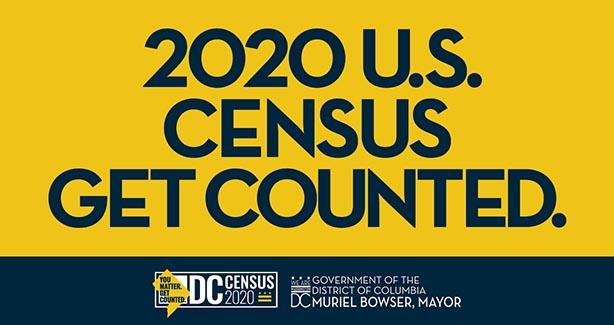 2020 US Census - Get Counted