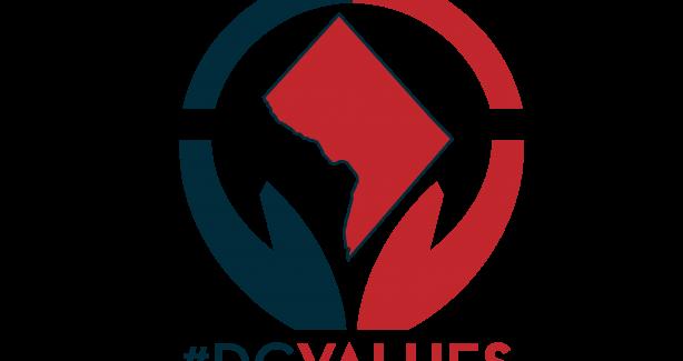 DC Values Logo