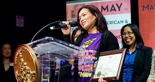 AAPI Heritage Month Awards