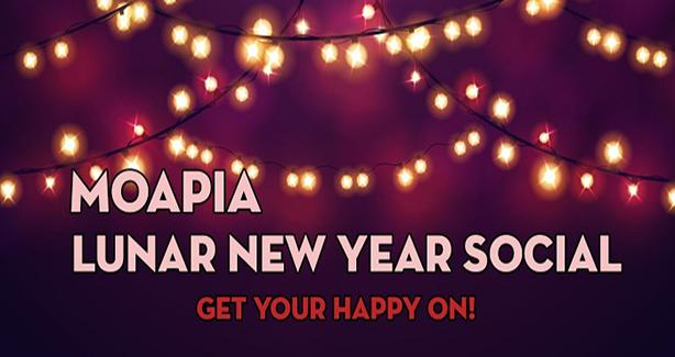 MOAPIA Lunar New Year Social