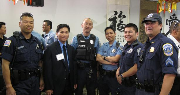 AAPI Metropolitan Police Department Officers