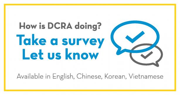 DCRA Survey