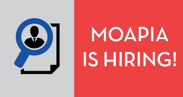 MOAPIA is Hiring