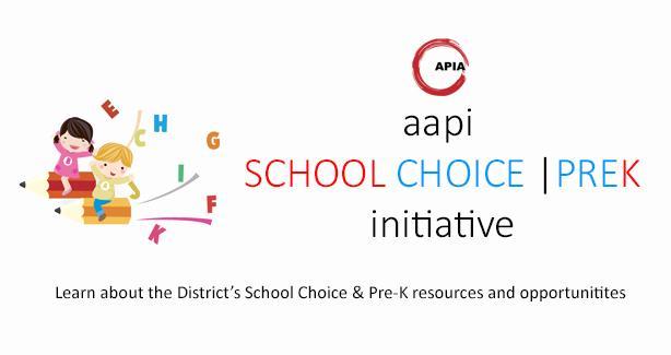 AAPI School Choice | PreK Initiative