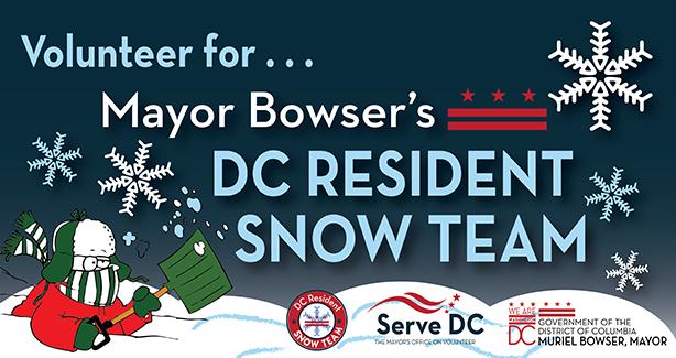 DC Resident Snow Team
