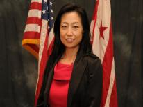 Soohyun 'Julie' Koo, Executive Director, Office on Asian and Pacific Islander Affairs (OAPIA)