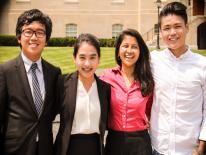 Group of MOAPIA 2015 Summer Interns