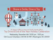 Share a Smile, Give a Toy