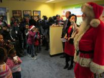 Annual OAPIA Holiday Toy Drive and Open House 2011